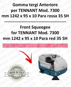 7300 Vorne sauglippen Para Rot 35 SH für scheuersaugmaschinen TENNANT