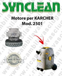 2501 MOTEUR ASPIRATION Synclean pour aspirateur KARCHER