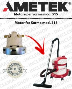 Sorma 515 Saugmotor AMETEK ITALIA für Staubsauger SORMA