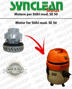 SE 50 Saugmotor SYNCLEAN für Staubsauger STIHL