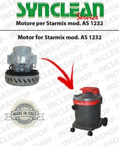 AS 1232 Saugmotor SYNCLEAN für Staubsauger STARMIX
