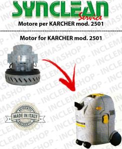 2501 Saugmotor SYNCLEAN für Staubsauger KARCHER