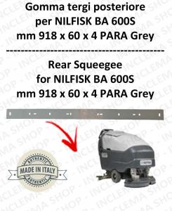 BA 600S Hinten sauglippen für scheuersaugmaschinen NILFISK