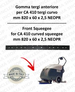 CA 410 Parabolischsaugbalken Vorne sauglippen für scheuersaugmaschinen Nilfisk