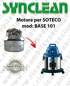 BASE 101 MOTEUR ASPIRATION SYNCLEAN  pour aspirateur SOTECO
