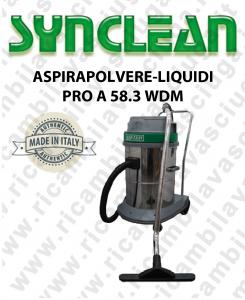 MAXICLEAN PRO A 58.3 WDM aspirateur aspirateur àeau SYNCLEAN