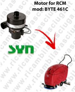 BYTE 461C MOTEUR SYN aspiration autolaveuses RCM