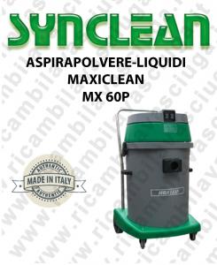 MAXICLEAN MX 60P aspirateur aspirateur à eau SYNCLEAN