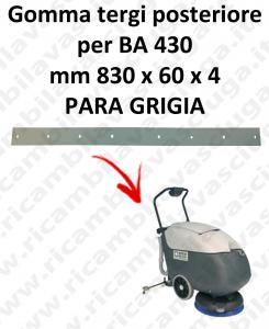 BA 430 BAVETTE ARRIERE Nilfisk