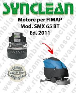 SMX 65 BT Ed. 2011 moteur aspiration LAMB AMETEK autolaveuses FIMAP