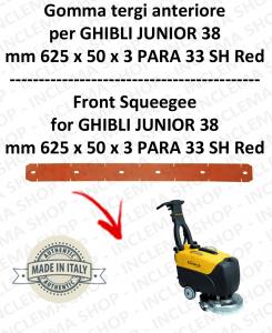 JUNIOR 38 goma de secado delantera para fregadora  GHIBLI