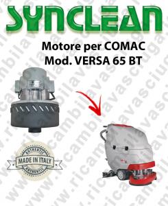 VERSA 65 BT moteur aspiration SYNCLEAN pour autolaveuses COMAC