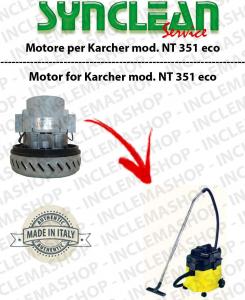 NT 351 ECO moteur aspiration SYNCLEAN  pour aspirateurs KARCHER