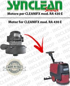 RA  430 E moteur aspiration SYNCLEAN pour autolaveuses CLEANFIX