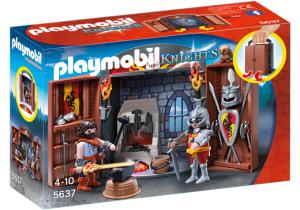 PLAYMOBIL BOX BOTTEGA DELLE SPADE 5637