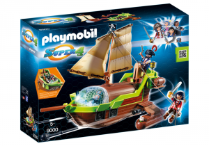 PLAYMOBIL CAMALEONTE-PIRATA 9000