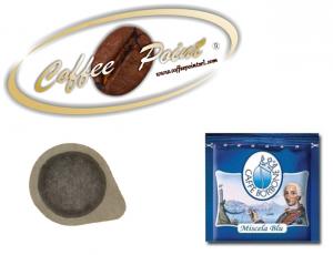 Cialda dm 38mm Caffè Borbone Miscela Blu 150 pezzi