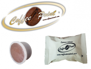 Capsula compatibile Lavazza espresso point Coffee Point 100 pz