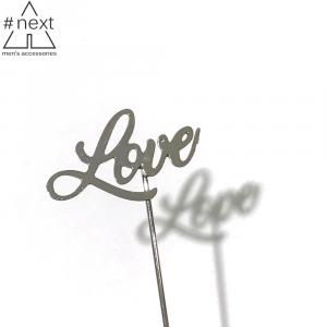 Fefè Glamour Pochette - Spilla Occhiello giacca Love