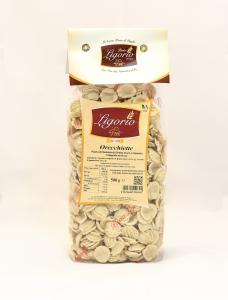 Orecchiette Con Semola Integrale 500g pugliesi pasta Ligorio