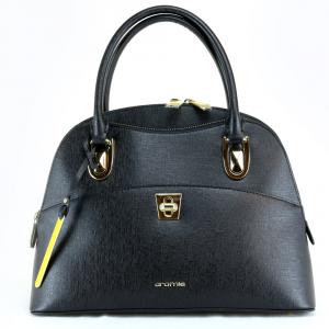 Hand and shoulder bag Cromia MINA 1403403 NERO