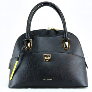 Hand and shoulder bag Cromia MINA 1403403 NERO