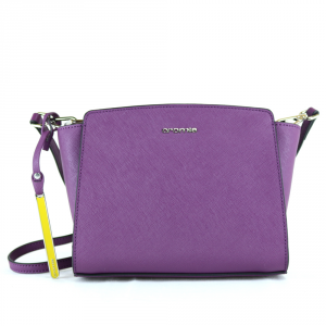 Shoulder bag Cromia PERLA 1403381 ORCHIDEA