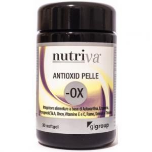NUTRIVA ANTIOXID PELLE INTEGRATORE 30 SOFTGEL