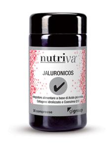 NUTRIVA JALURONICOS INTEGRATORE ANTIOSSIDANTE 30 COMPRESSE