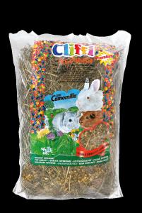Fieno Alpino per Conigli con Camomilla 1° qualità Chemi Vit  gr.500