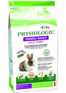 Cliffi mangime Physiologic Conigli Adulti 800 gr.