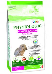 Cliffi Physiologic Conigli cuccioli Baby 800 gr.