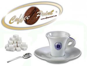 Set 6 Tazzine Caffè Borbone