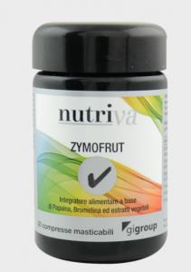 NUTRIVA ZYMOFRUT 30 CPR MASTICABILI
