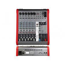 MIXER PROEL M822USB 8 CANALI FX USB