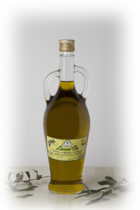 LEMON ANFORA CARSULAE WITH HANDLES 0.25 LT.