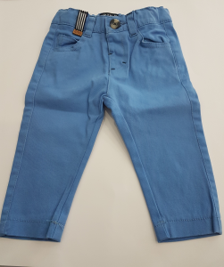 Pantalone azzurro