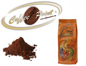 Caffè macinato Aromatizzato al Ginseng