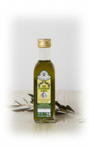OIL EXTRAVERGEN OF OLIVE BOTTLE MARASCA CHIARA 0,10 LT.