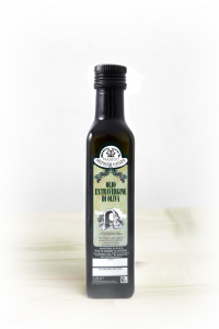 OIL EXTRAVERGEN OLIVE BOTTLE MARASCA SCURA 0,25 LT.