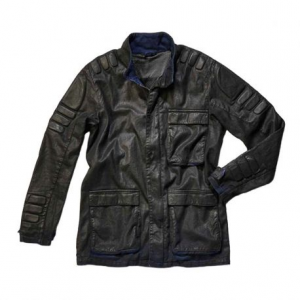 PROMO JEANS DISTRICT Textile Man Jacket - Anthracite