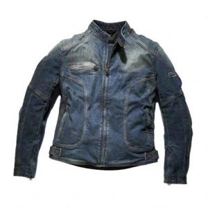 PROMO JEANS MIAMI Textile Man Jacket - Mid Blue