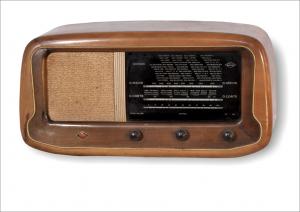 Radio vintage Carisch