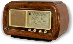 Radio d'epoca Vega
