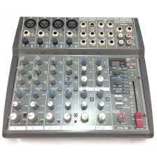 PHONIC MIXER AM44D FX 8 CANALI