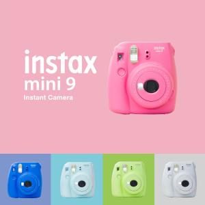 Instax Mini 9 Fujifilm fotocamera istantanea