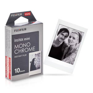 Instax Mini Pellicola Istantanea Monochrome, 10 scatti