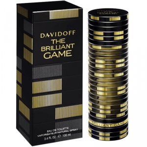 Davidoff The Brilliant Game Eau de Toilette 100ml Spray