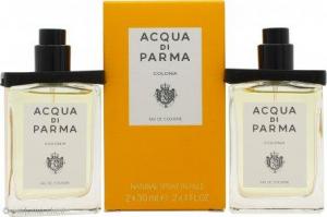 Acqua di Parma Colonia Intensa Confezione Regalo 2 x 30ml EDC Ricariche da Viaggio