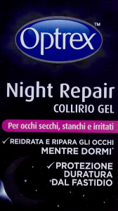 OPTREX NIGHT REPAIR COLLIRIO GEL OCCHI IRRITATI